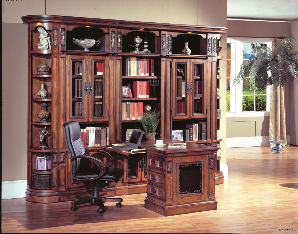 Parker House DAV490 7 DaVinci 7 pc Home Office