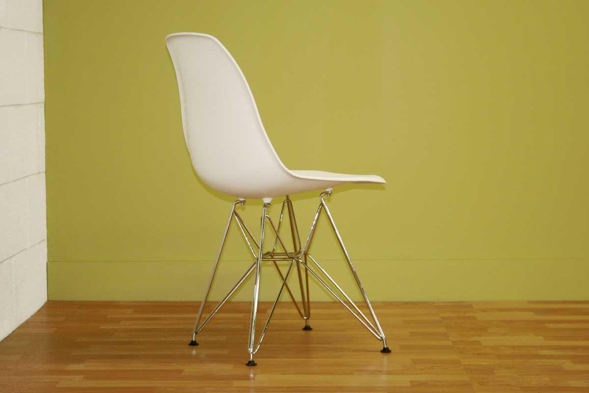 Wholesale Interiors Azzo White Accent Chair