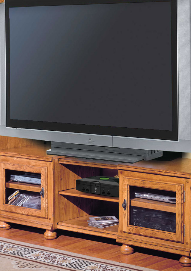 Cheap Parker House Deer Creek X-pandable TV Console