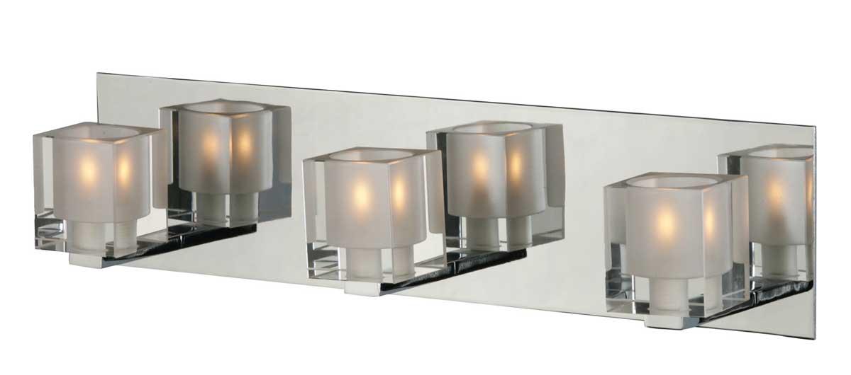 ET2 Blocs 3Lt Wall Lamp