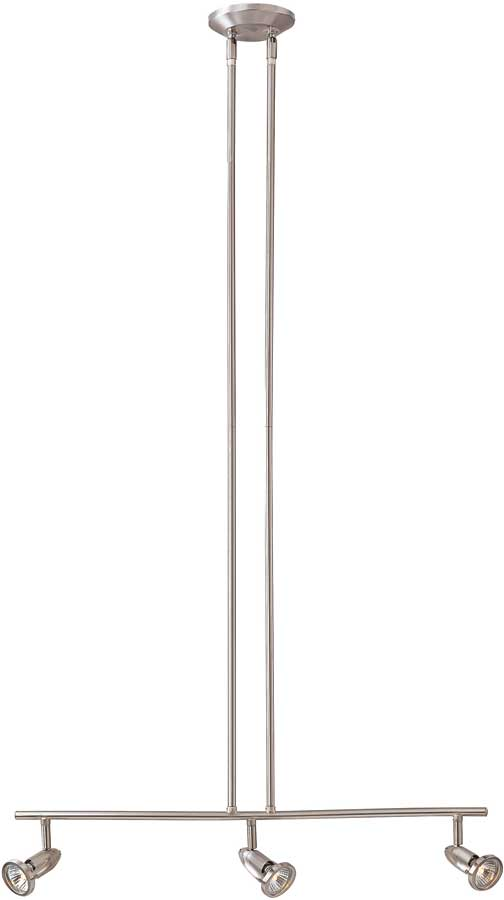 ET2 Linear 3 Lt Linear Semi Flushmount
