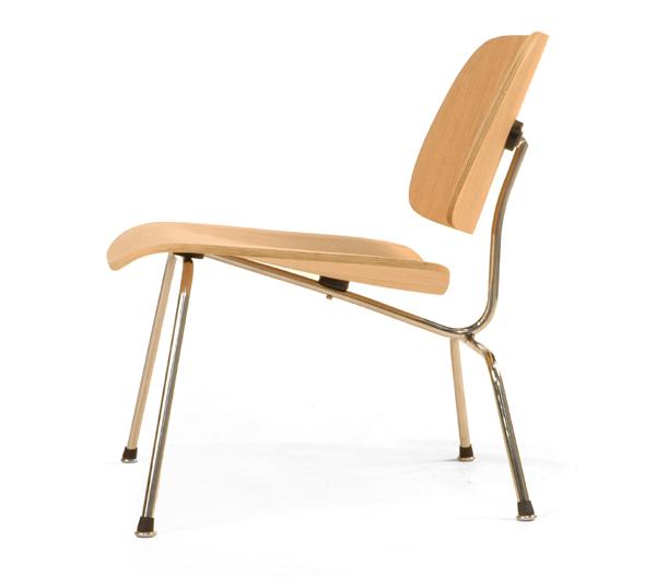 Alphaville Design Ply & Metal Lounge Chair-Alphaville