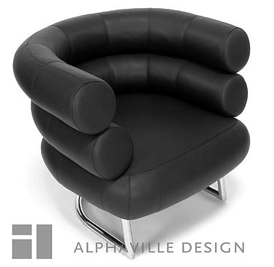 Eileen Gray Bibendum Chair-Alphaville