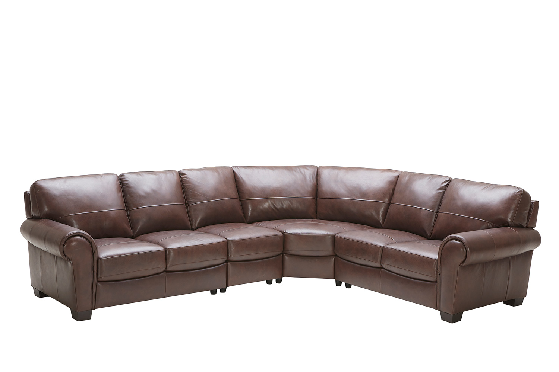 ELEMENTS Fine Home Furnishings Lodge Top Grain Leather