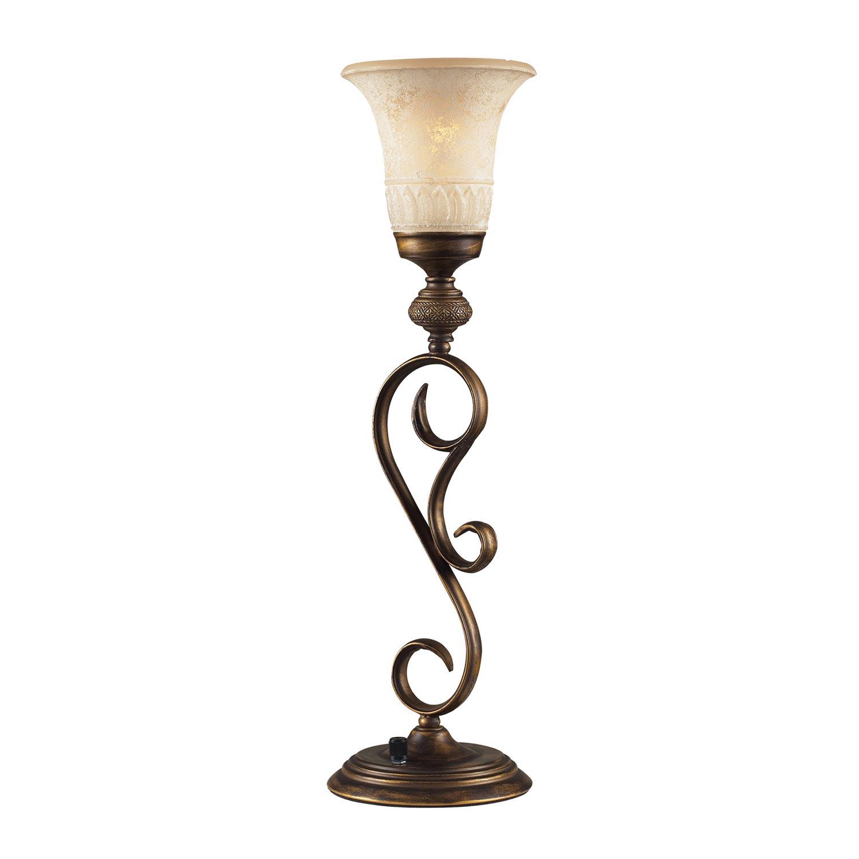 Elk Lighting 2474/1 Briarcliff Table Lamp - Weathered Umber