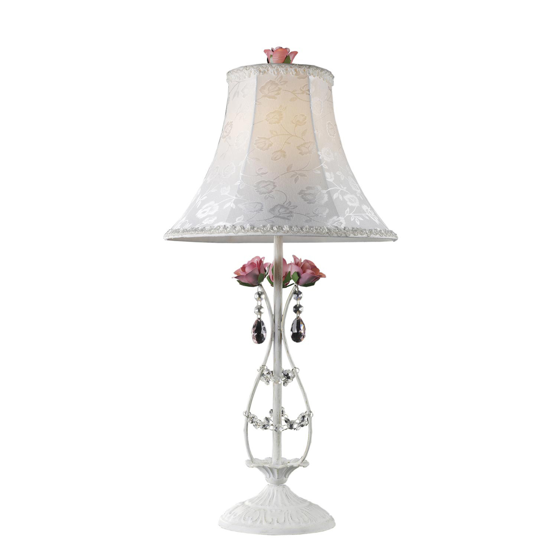Elk Lighting 4051/1 Rosavita Table Lamp - Antique White