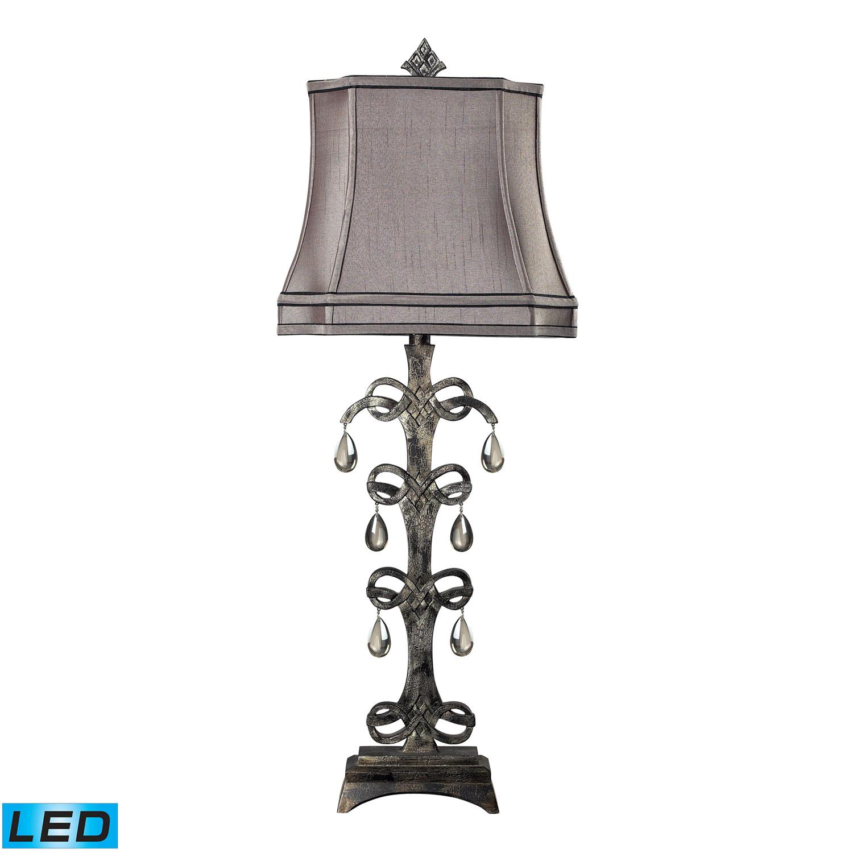 Elk Lighting 93-9230-LED Castello Table Lamp - Durand