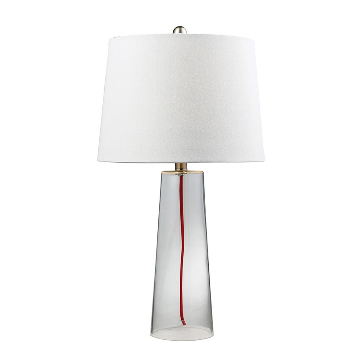 Elk Lighting D138 Table Lamp - Clear