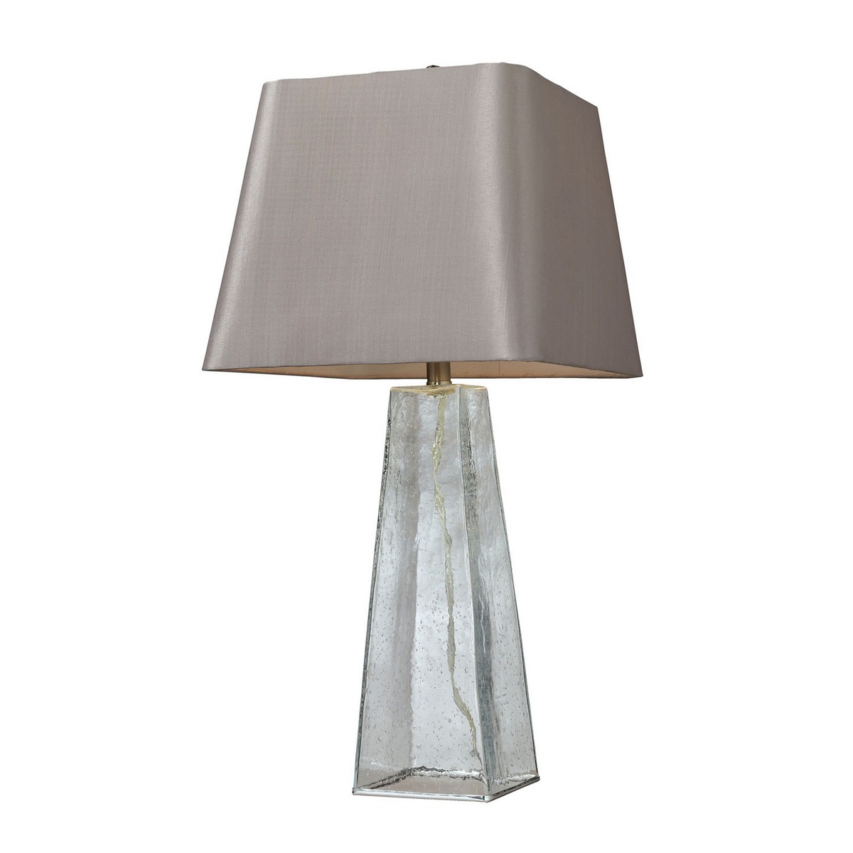 Elk Lighting D146 Table Lamp - Clear