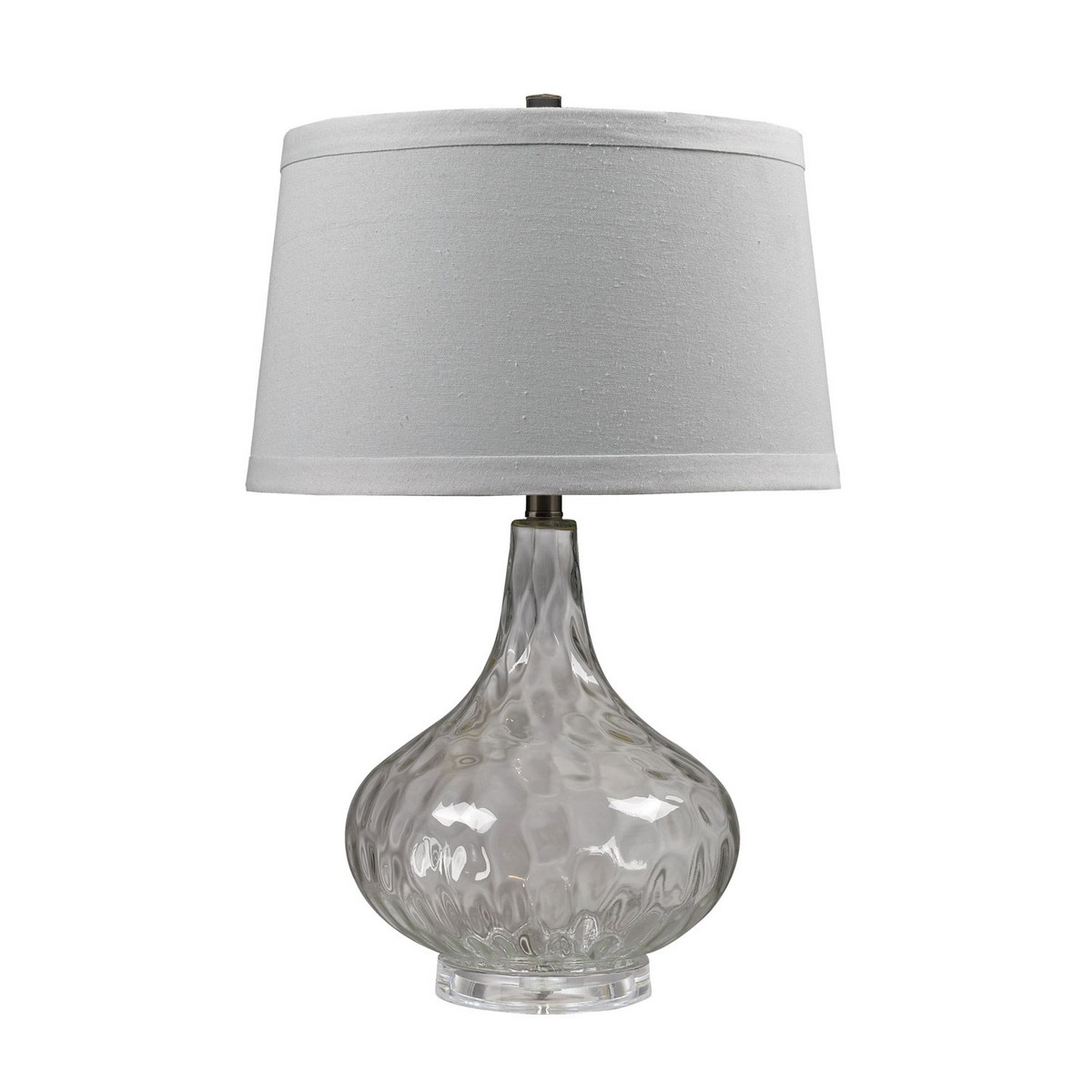 Elk Lighting D147 Table Lamp - Clear