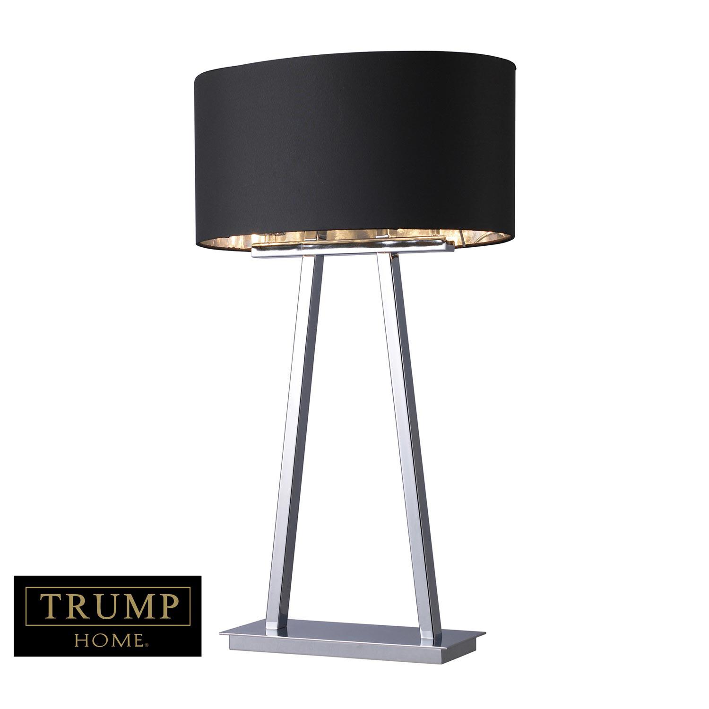 Elk Lighting D1479 Empire Table Lamp - Chrome