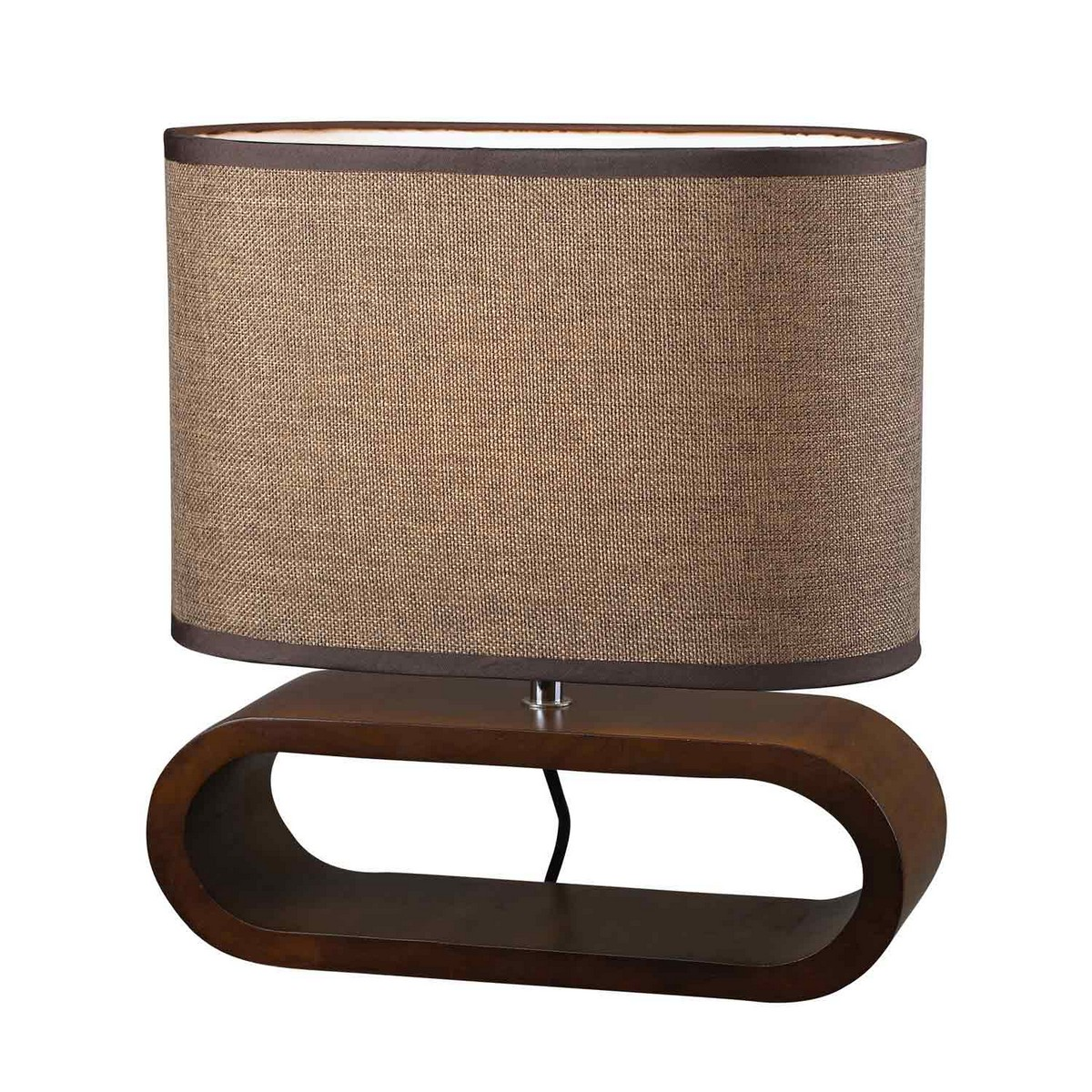 Elk Lighting D153 Table Lamp - Bennford Natural Stain