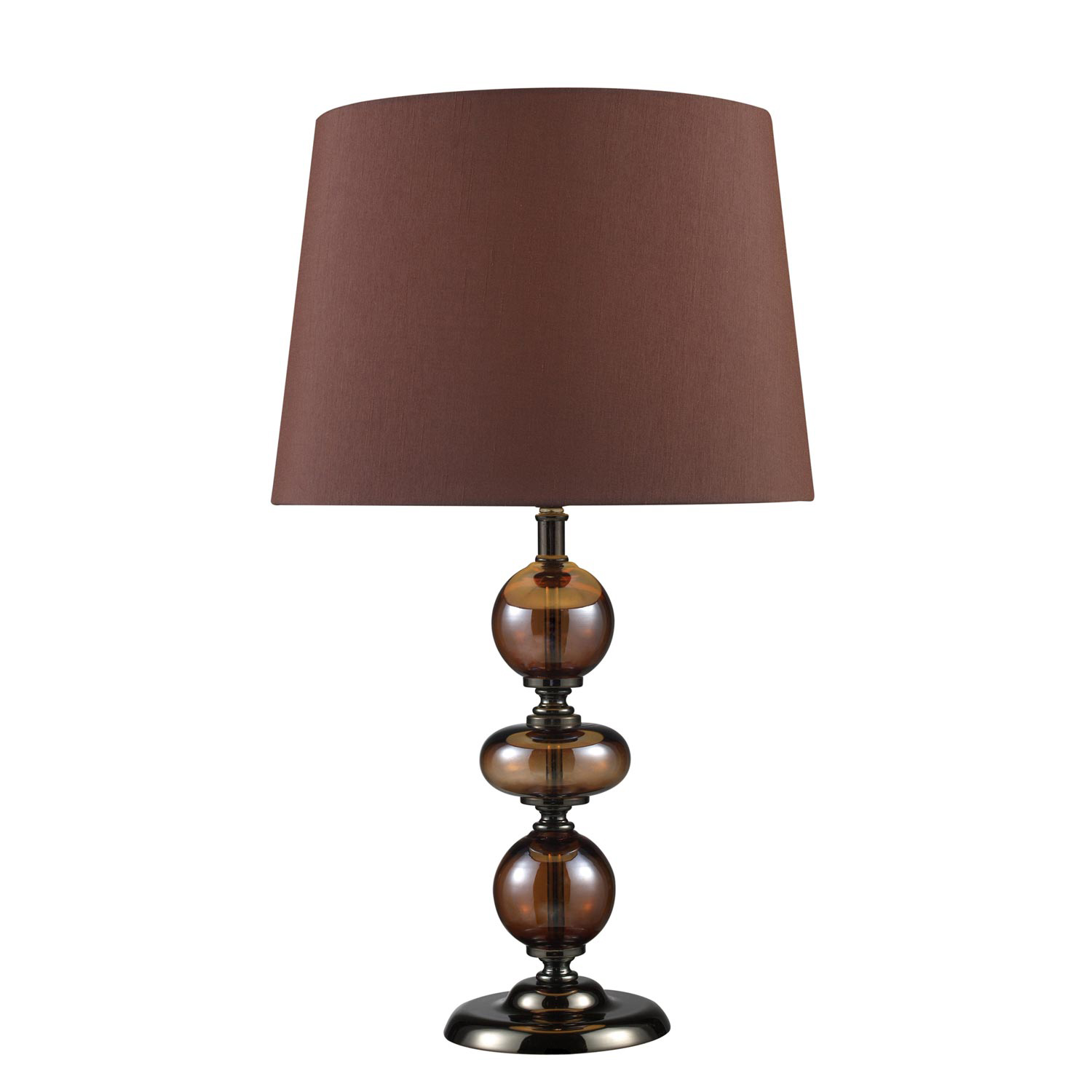 Elk Lighting D1606 Dravos Table Lamp - Bronze and Coffee Plating