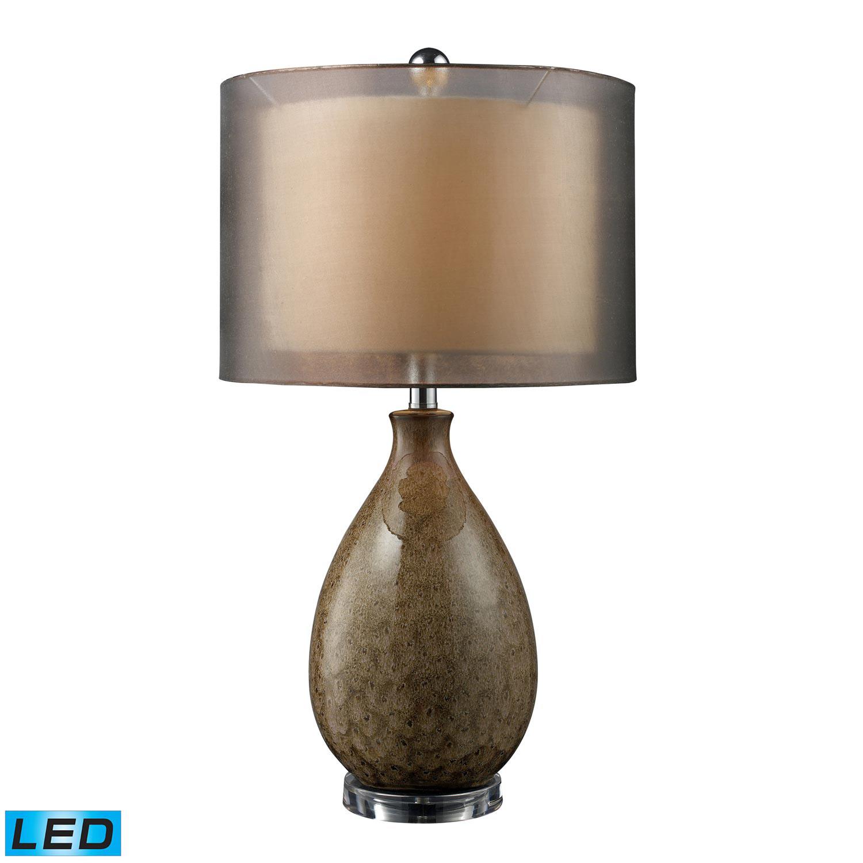 Elk Lighting D1717-LED Brockhurst Table Lamp - Francis Fawn