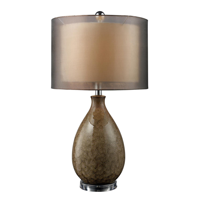 Elk Lighting D1717 Brockhurst Table Lamp - Francis Fawn