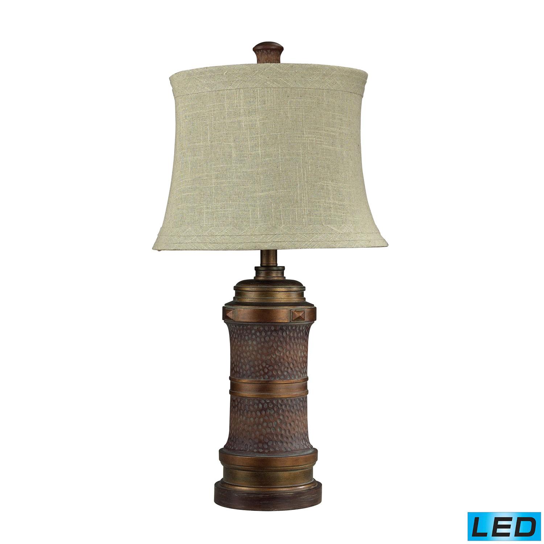 d2027 led d2027 led billiard table lamp frazer bronze elk lighting
