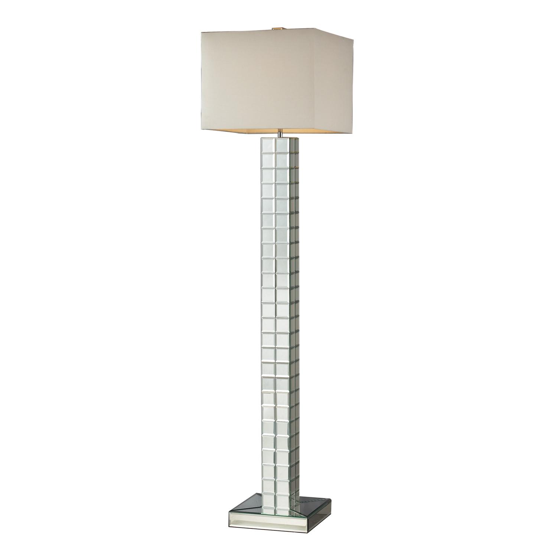 Elk Lighting D2166 Luella Floor Lamp - Clear