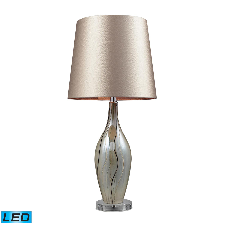 Elk Lighting D2257-LED Etna Table Lamp - Painted Ribbon