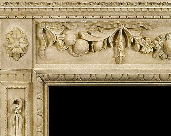 CVH International Victoria Fireplace Mantel Collection-CVH Int