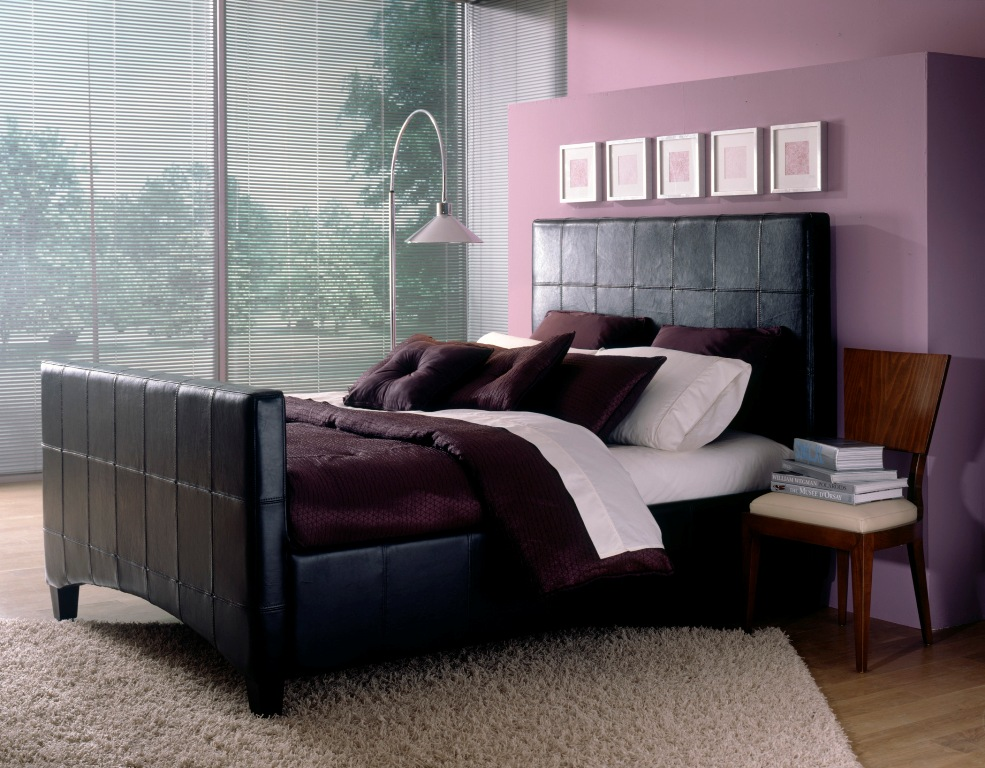 Fashion Bed Group Emerson Bed in Black