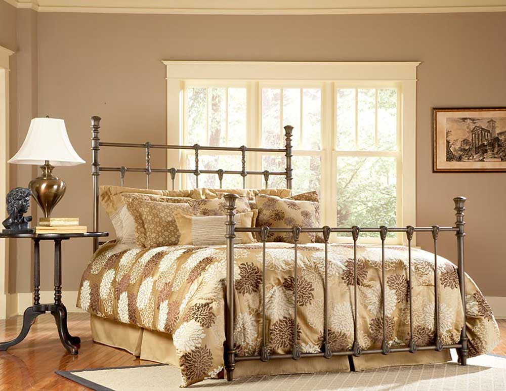 Fashion Bed Group Crescent Bed