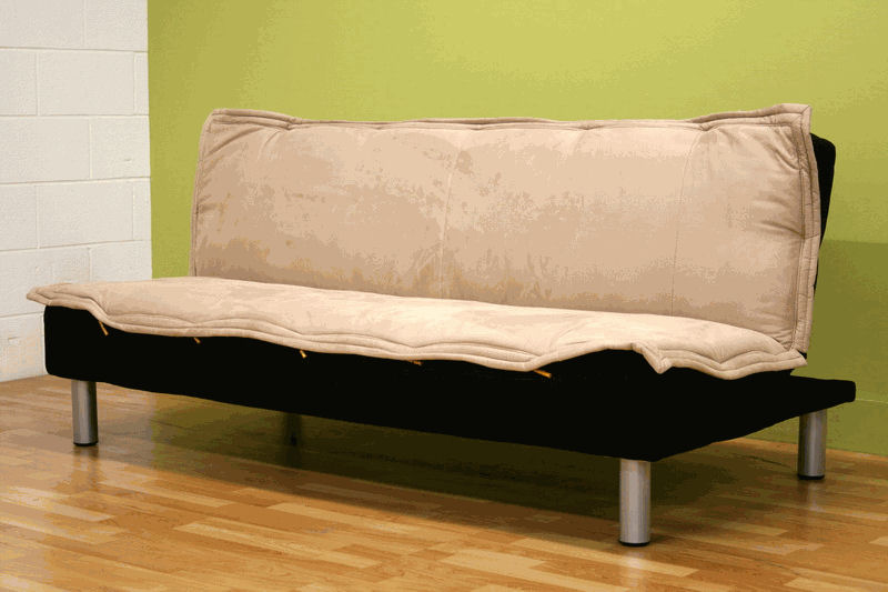 Odis Microfiber Sofa Bed - Wholesale Interiors