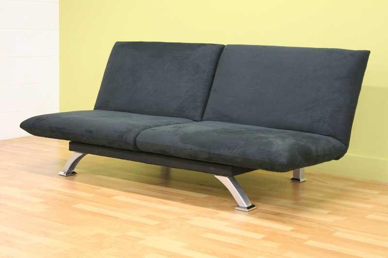 Wholesale Interiors Daimen Microfiber Sofa Bed