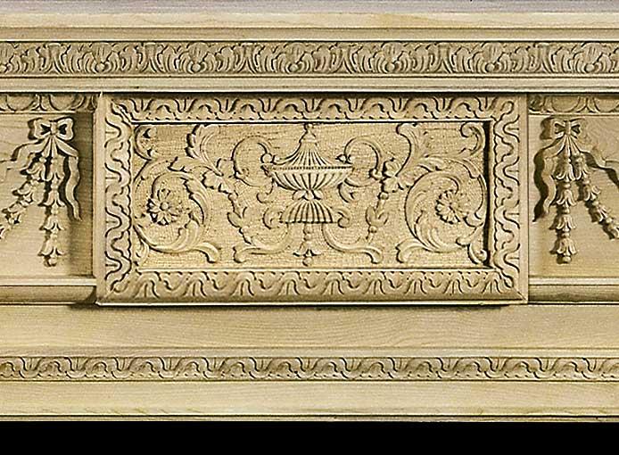 CVH International Antoinette Fireplace Mantel Collection-CVH Int