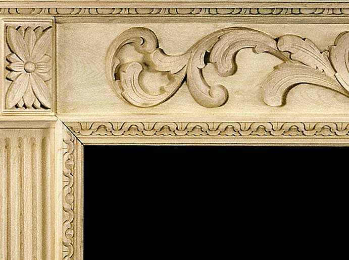 CVH International Adelaide Fireplace Mantel Collection-CVH Int