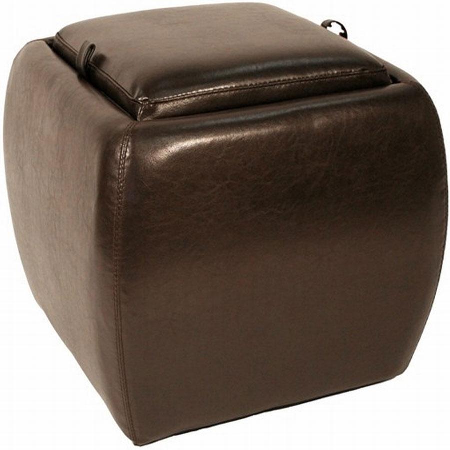 Cheap FY Lifestyle Soho Storage Cube – Chocolate