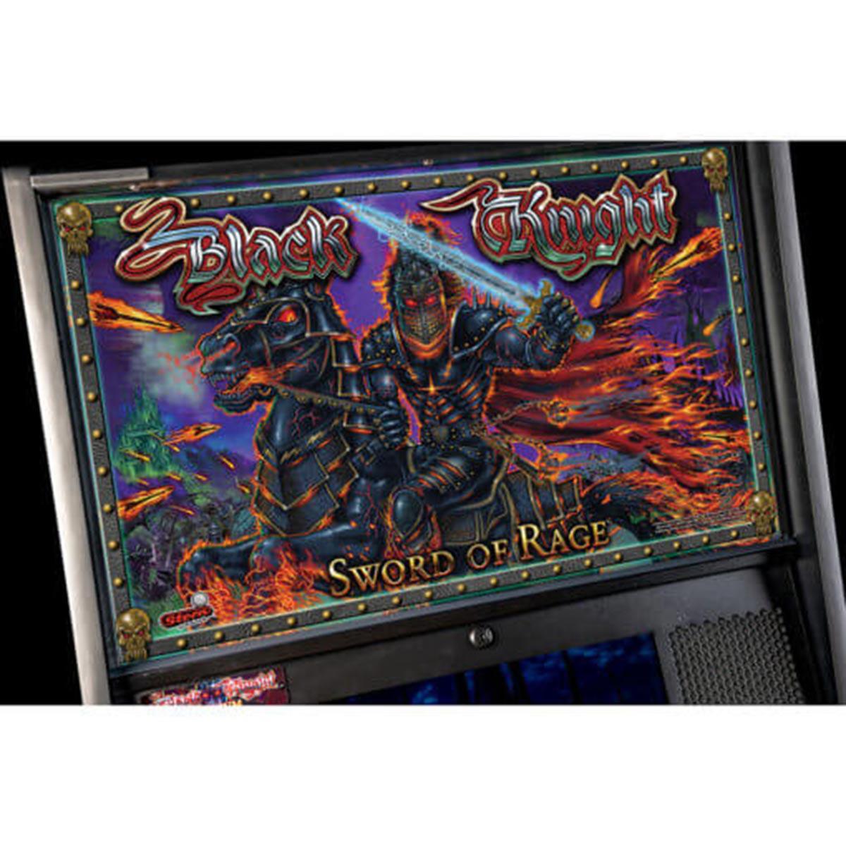 Ultimate Pinball Black Knight - Sword of Rage Premium Pinball Machine