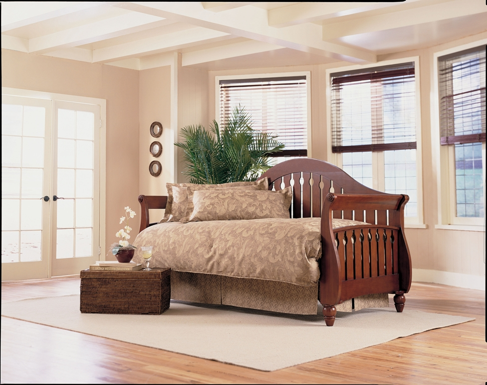 Fashion Bed Group Fraser Daybed - Walnut