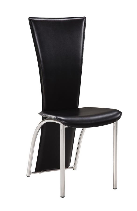 Global Furniture USA 78 Dining Set - Black