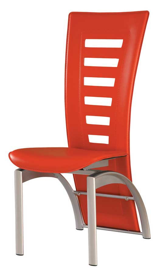 Cheap Global Furniture USA GF-290 Dining Chair – Red