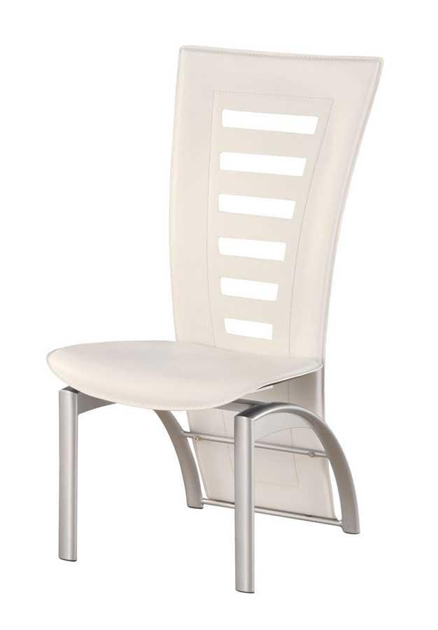 Cheap Global Furniture USA GF-290 Dining Chair-White