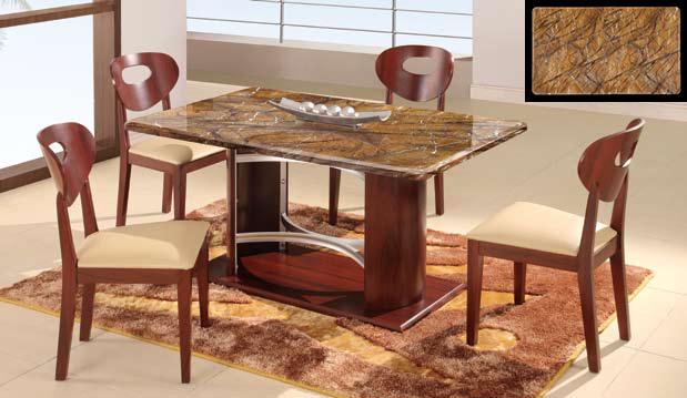 Global Furniture USA GF-6010 Dining Set - Tan