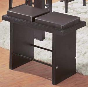 Global Furniture USA GF-67 Bench - Brown