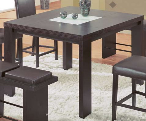 Global Furniture USA GF-67 Pub Table - Brown