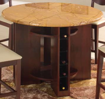 Cheap Global Furniture USA GF-7010 Pub Table – Tan