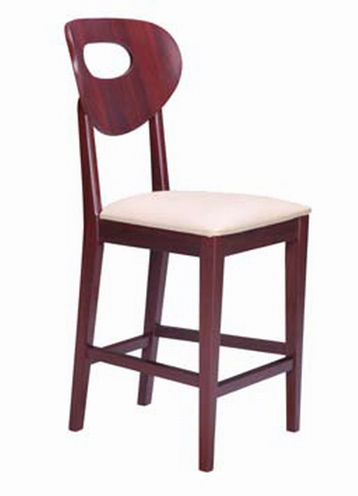 Cheap Global Furniture USA GF-7010 Barstool – Mahogany