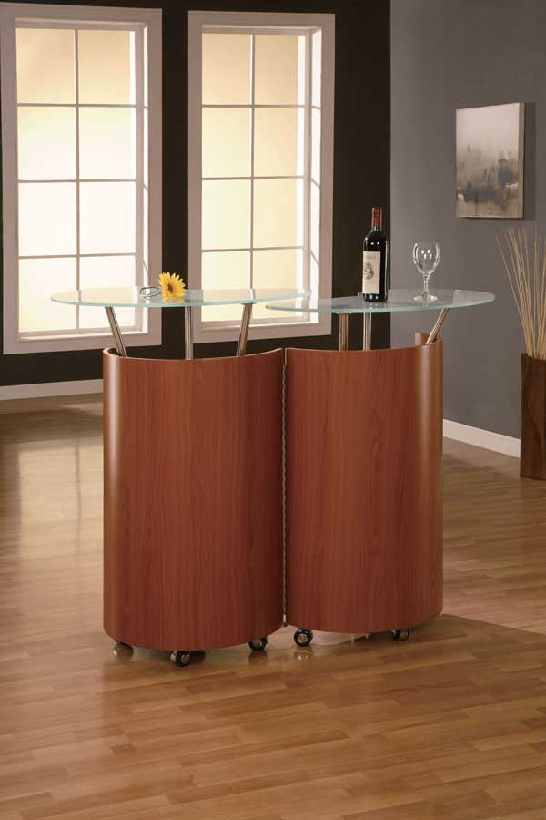 Global furniture usa 777 bar cherry 777ch for Furniture 777