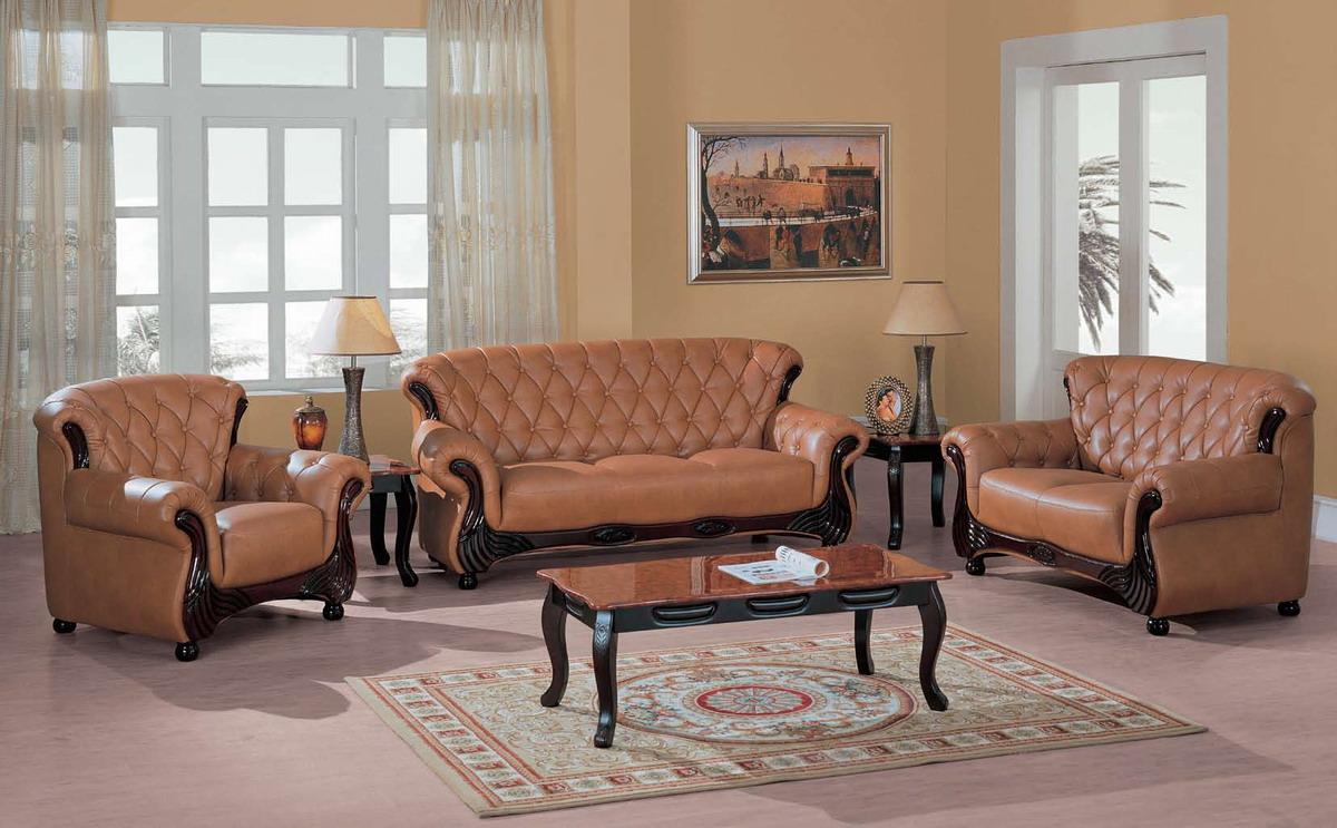 Buy Global Furniture USA GF 9110 Living Room Collection Brown Leatherette O