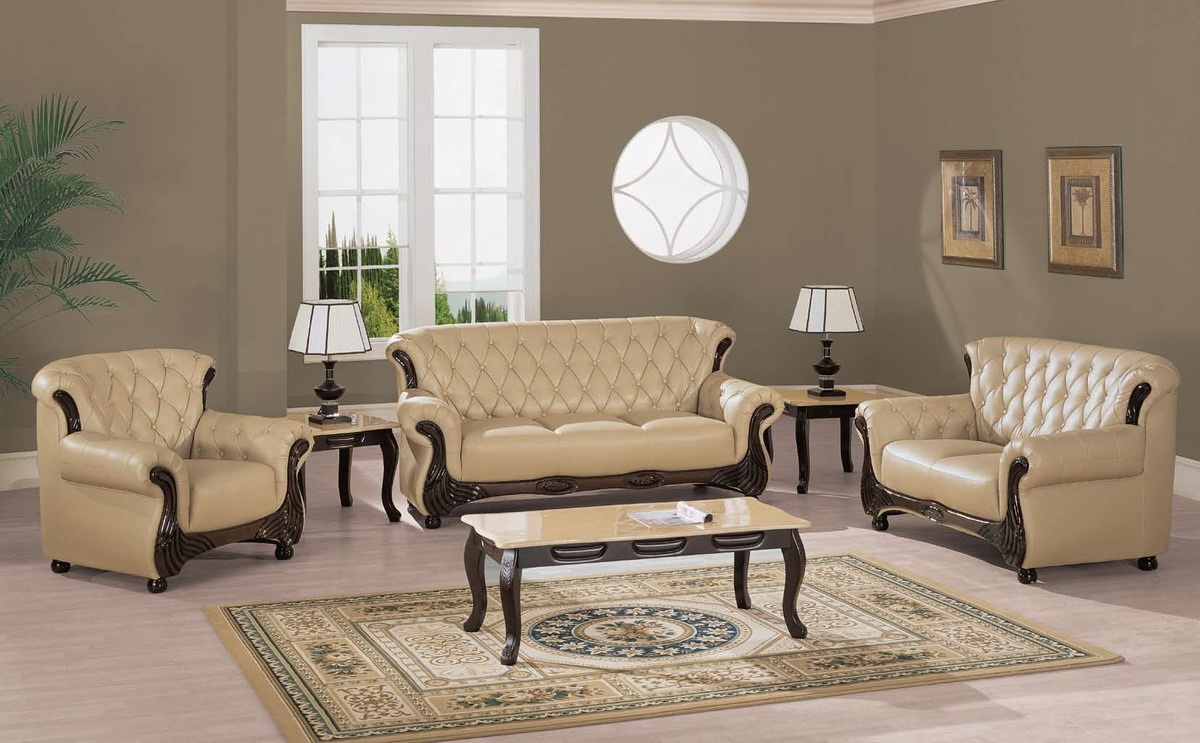 Global furniture usa gf 9110 living room collection for Matching living room furniture sets