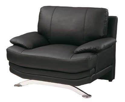 9250 Chair - Black - Global Furniture