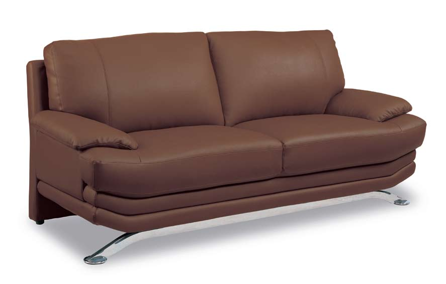 Cheap Global Furniture USA GF-9250 Sofa – Brown Leather Match