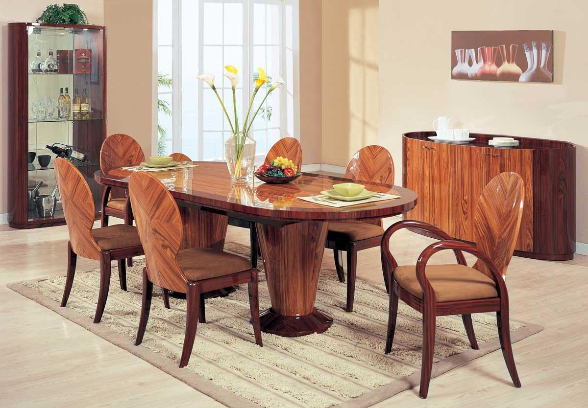Global Furniture USA D92 Dining Set - Kokuten