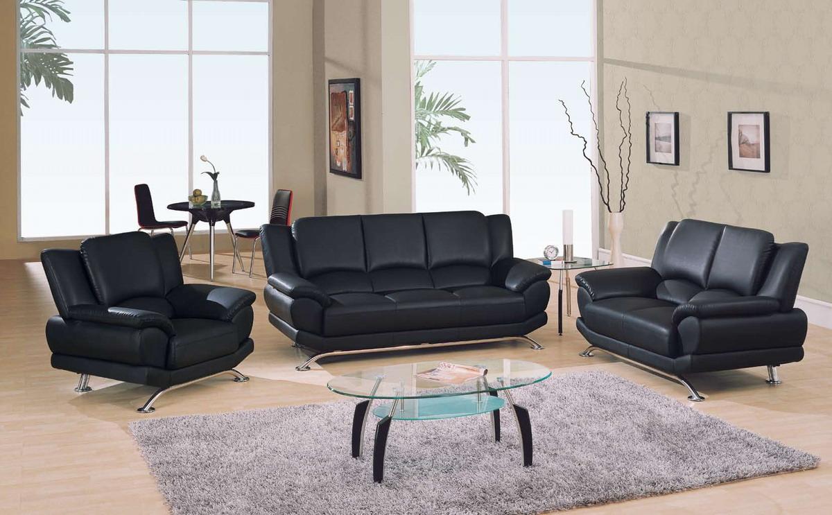Global Furniture USA 9908 Living Room Collection - Black