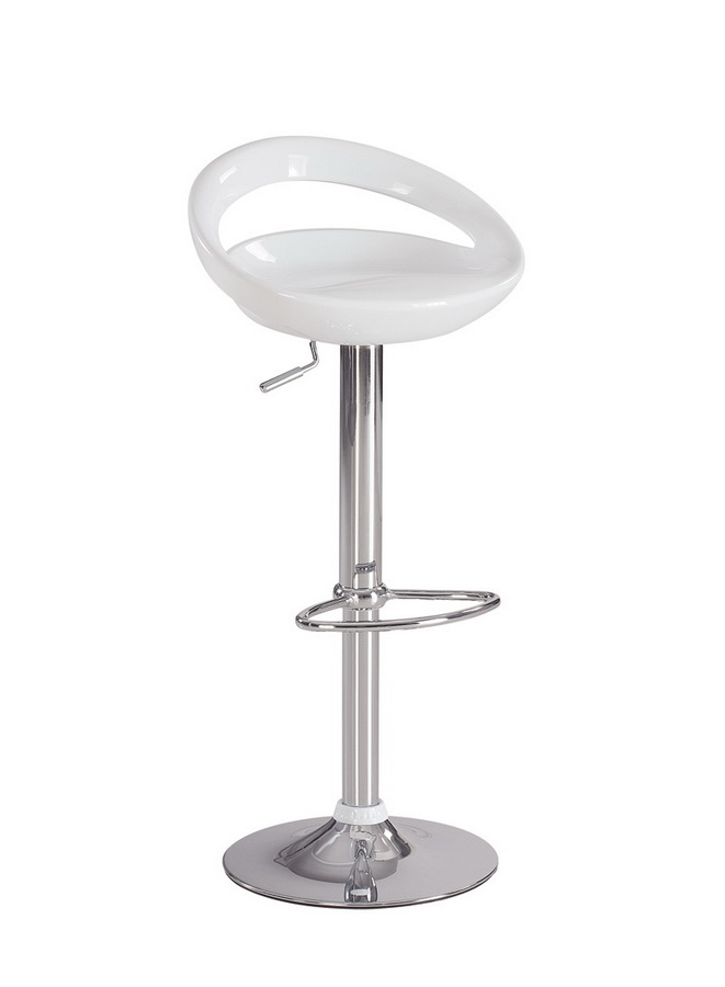 Global Furniture USA A092 Bar Stool - White