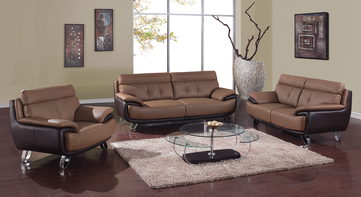 Global Furniture USA A159 Living Room Set   Tan BrownGlobal Furniture USA A159 Living Room Set   Tan Brown GF A159Set  . Living Room Chairs Usa. Home Design Ideas