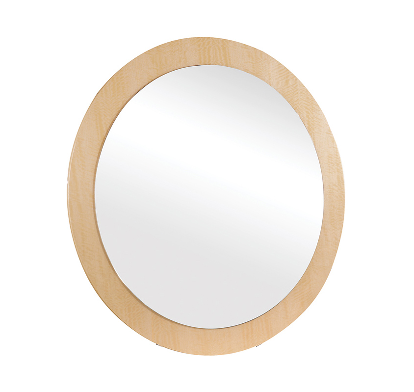 Global Furniture USA Aria Mirror - Maple
